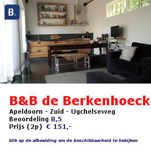 bed and breakfast Apeldoorn de Berkenhoeck