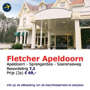 bed and breakfast apeldoorn fletcher