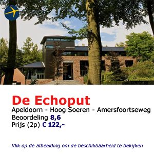bed and breakfast apeldoorn de echoput