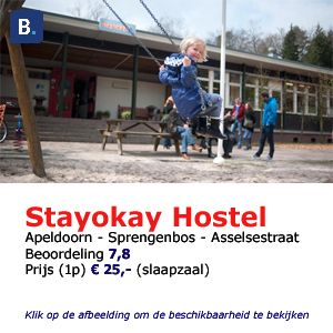 bed and breakfast apeldoorn stayokay